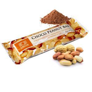 Choko Peanut Bar