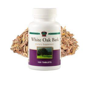 White Oak Bark (Weiß Eiche)