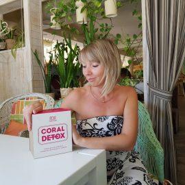 Sanft Entschlacken und Entgiften mit Coral – Detox