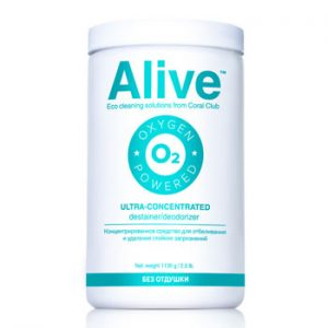 Alive-Fleckenentferner