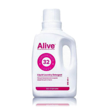 Alive Waschmittel flüssig