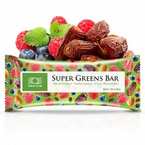 Super Greens Bar