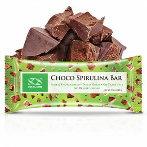 Spirulina Bar