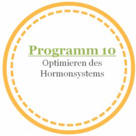 Programm 10: Optimieren des Hormonsystems mit Coral Club Produkten (nach Olga Butakova)