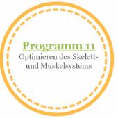 Programm 11: Optimieren des Skelett- und Muskelsystems mit Coral Club Produkte (nach Olga Butakova)
