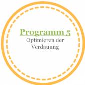 Programm 5: Optimieren der Verdauung mit Coral Club Produkten (nach Olga Butakova)