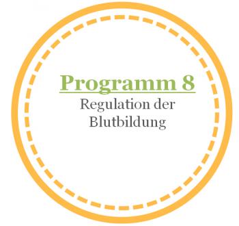 Programm 8: Regulation der Blutbildung mit Coral Club Produkten (nach Olga Butakova)