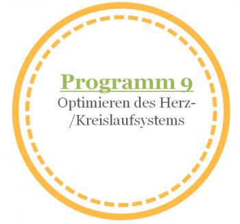 Programm 9: Optimieren des Herz-/Kreislaufsystems mit Coral Club Produkten (nach Olga Butakova)