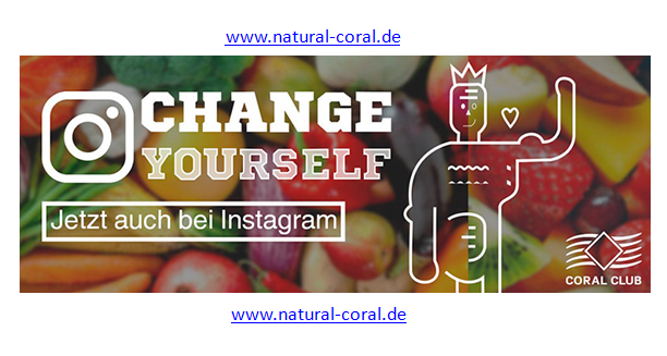 Wettbewerb «Change yourself»