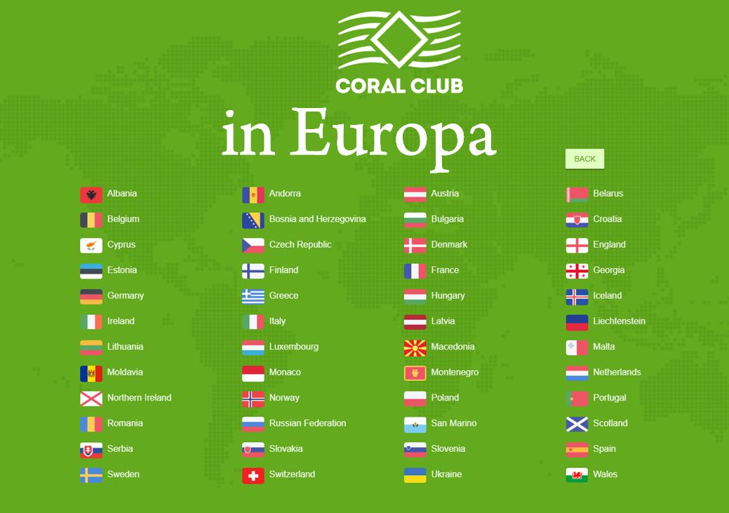 Coral Club Deutschland